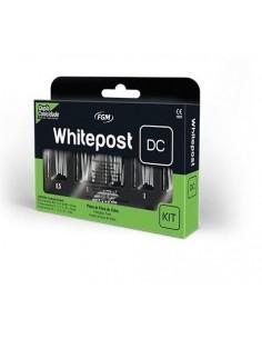 FGM White Post DC Kit 25...