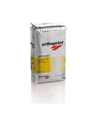 Orthoprint Extra-rapid dust free, orthodontic alginate and study models