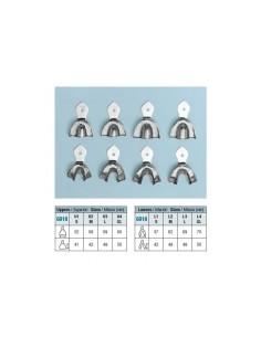 Medesy - Stainless Steel Impression Tray Kit (children)