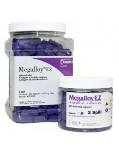 Dentsply MEGALLOY Amalgam Caps